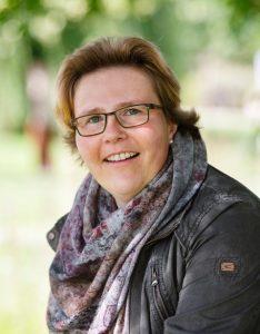 Stephanie Lichters (2. Vorsitzende), Foto: Karin Poltoraczyk CZYK-Fotografie