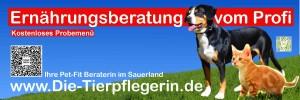 Banner  Weblink - Die Tierpflegerin 2.1