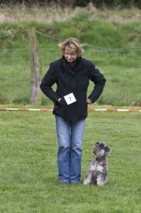 Einzelübungen Beginner - Moni und Abby