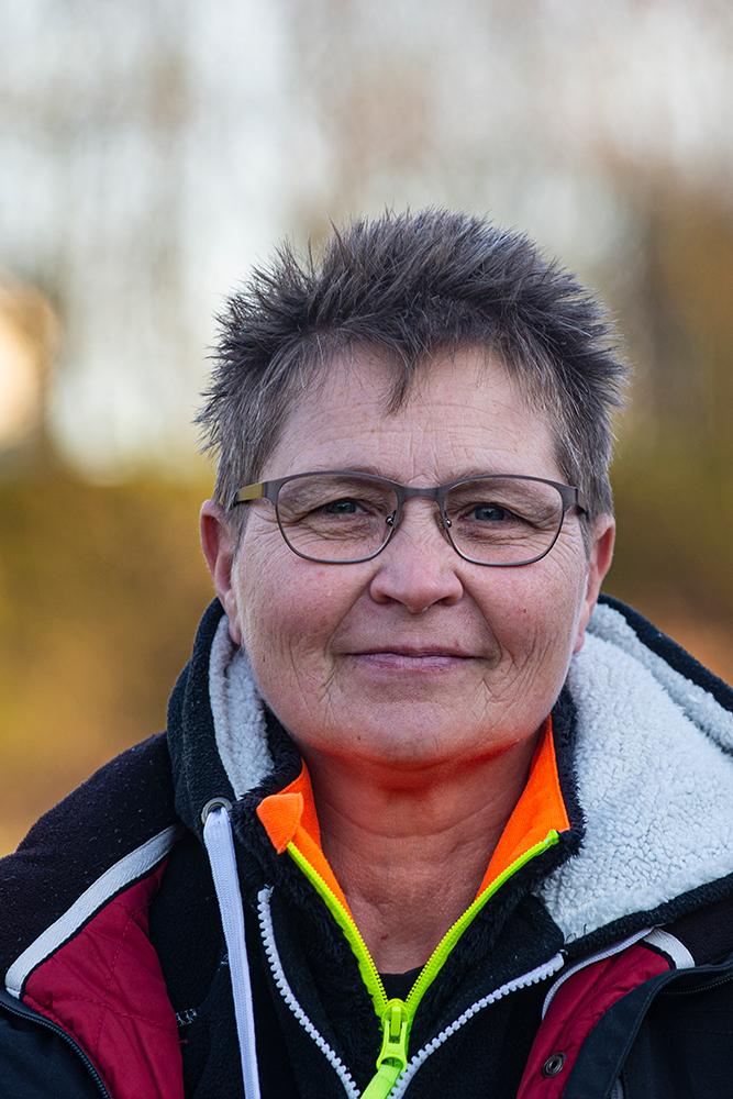 Portrait Sabine Kamyczek-Brans